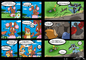 Riolu is Born - Page 11-12