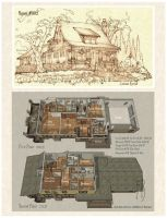 House 302 Craftsman Bungalow by Built4ever