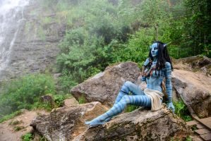 Avatar Cosplay Neytiri by MurzikYuki