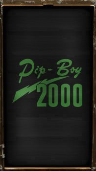 Pipboy 2000 Classic by sitrirokoia