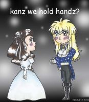 kanz we hold handz? by Poisonisnotgoodforu