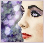 Violete eyes baby by mercuryZ