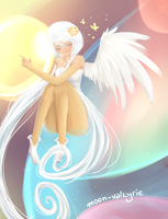 Angel by moon-valkyrie
