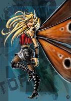 Torofee / Bullfairy (2007 or 2008 picture) by Madd-og