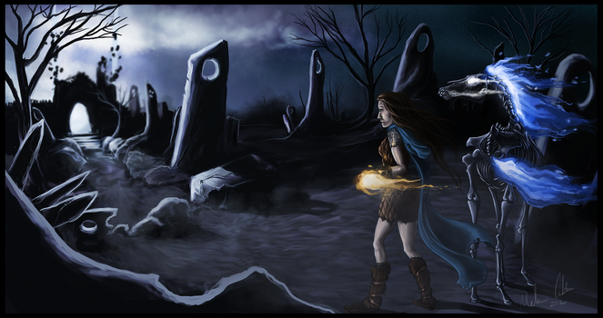 The Soul Cairn by THE-WEATHERED-RAVEN