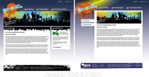mockup SCTV Music Awards by spiderio