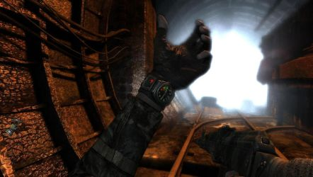 Metro 2033 - Are ... and I'm still alive! by TheDarkFox778