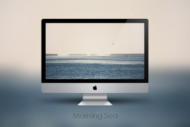 Morning Sea by Zim2687