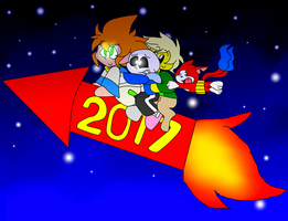 TO 2017! by Laura10211