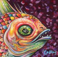 Funky Fish 4 by bryancollins