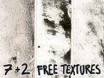 Free Grungy Textures by Saskle