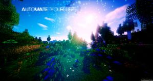 [Minecraft] 'Automate Your Life' (FTB Special) by SunflowerTwix