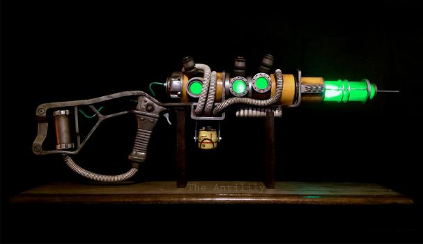 Fallout: Plasma Rifle by TheAnti-Lily