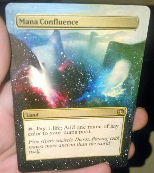 Mana Confluence by Helen-Beal