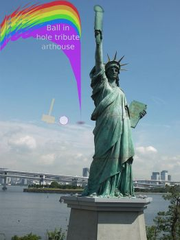A symbol of our liberty by anonymous-shyster