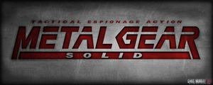 Metal Gear Solid by Hayter