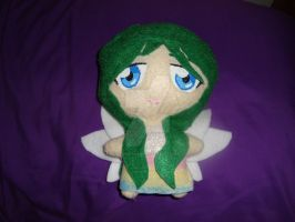 Great Fairy Chibi Plush by Dark-and-One-Other