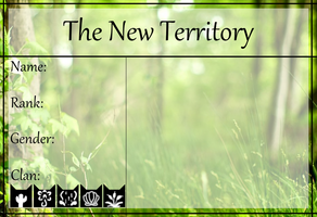 The New Territory Application by Midnytnytmare90