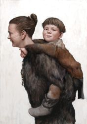 Happiness (Stone Age/Ice Age) by Renum63