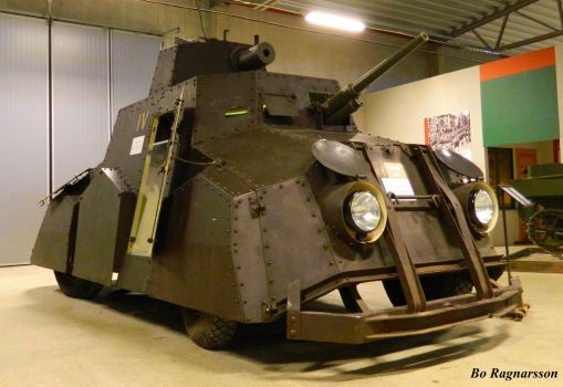Military Vehicle by mjrn70