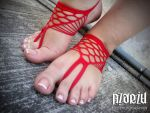 Barefoot 519 by AzarielVos