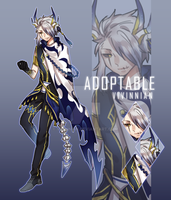 [CLOSE] adoptable auction by Vivinnian
