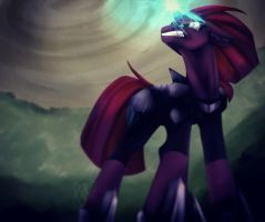 |MLP| Broken Temper by SomeRandomArtist-12