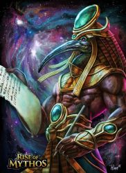 Thoth by PTimm
