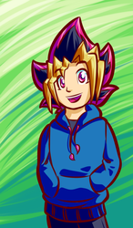 Yugi by michelle192837