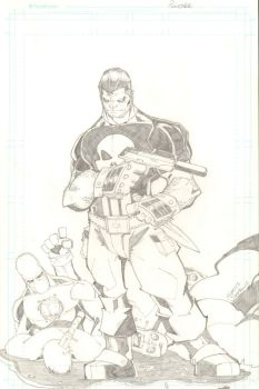 punisher by charlessimpson