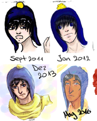 improvement meme ft Craig Tucker 2016 version by jana-Z95