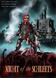 Night of the Schleets by Zielle