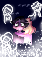 (He's Here)I Love You by GalaxyGal-11