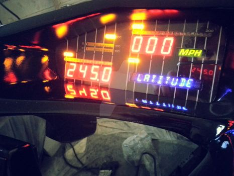 KITTs Dashboard All Lit Up 03 by sicklilmonky