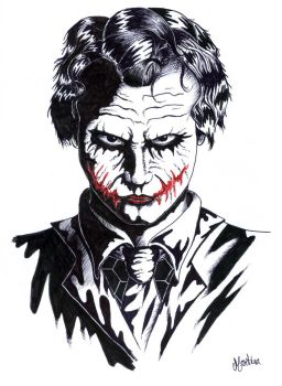 Why So Serious by Mercury90