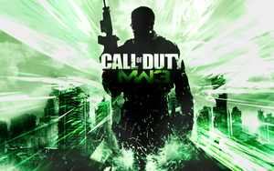 MW3 wallpaper by karriu
