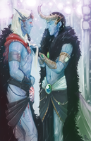 Jotun Thorki: Commission by IdentityPolution
