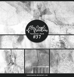 Textures pack #37 - The Angel Of Freedom by lune-blanche