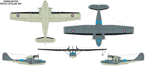 PBY5a Catalina RAF by bagera3005
