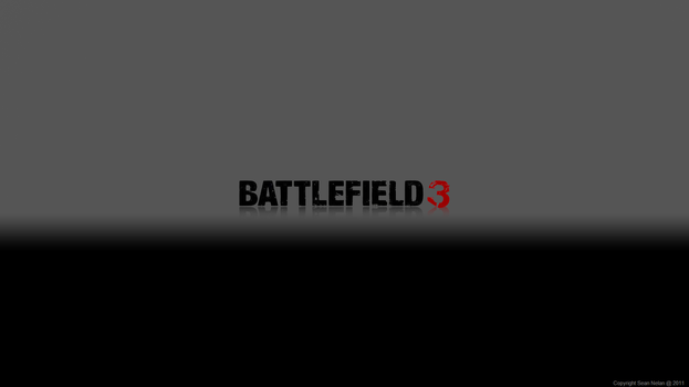 Battlefield 3 by snelan