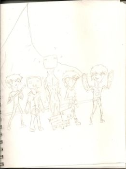 The Gang by BeyondBryce