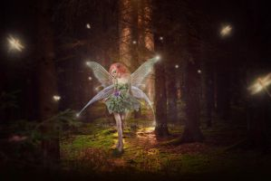 The Enchanted by mrsd2014
