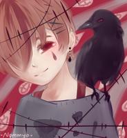 Crow by Nommyo