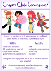 commissions info!! by SuperBashSisters