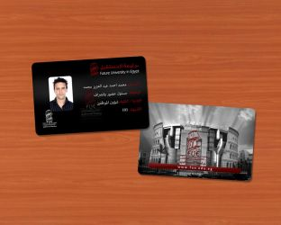 Future University ID by KarimStudio