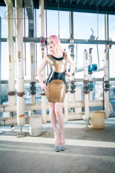 Cute industrial latex 04 by GuldorPhotography