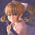 JUST MONIKA by Pink-cigarets