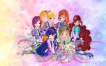 Winx club season 7 wallpaper by TheMgic1275