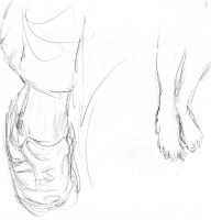 journy-sketch4feet by croovman