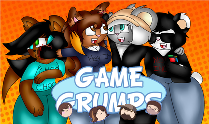 Game Grumps Group by XxWolfieDesixX